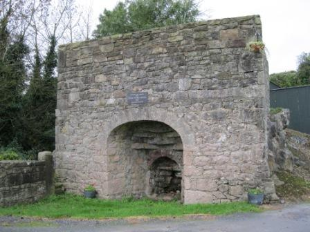 10 - Restored limekiln at Nobber