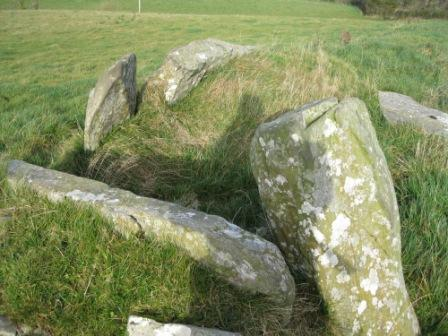 338 - Breakey Fort stones