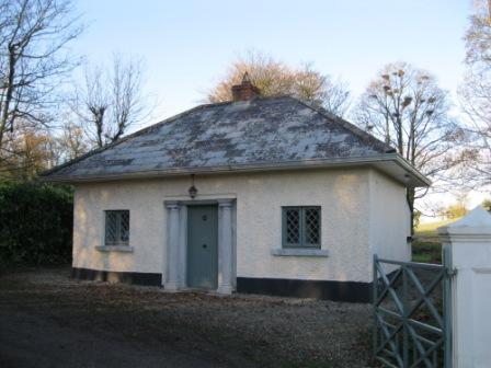 437 - Gate Lodge at entrance to Rathkenny House