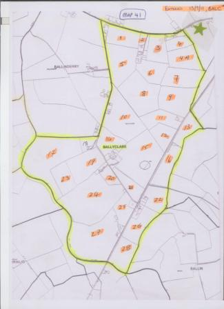 Ballyclare - Map 41 - Map Scan